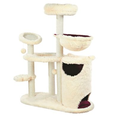 Beige Cat Playground