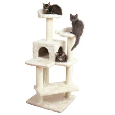 Cream Cat Tree