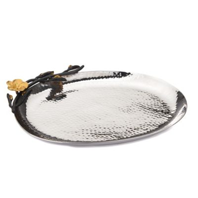 Classic Touch Oval Tray