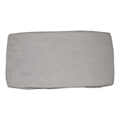 Changing Pad Cover in Grey