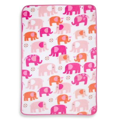 Carter's® Elephant Walk Blanket