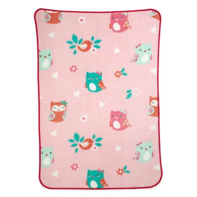 Carter's® Too Cute to Hoot Blanket