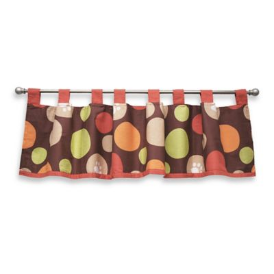 Belle Dino World Window Valance
