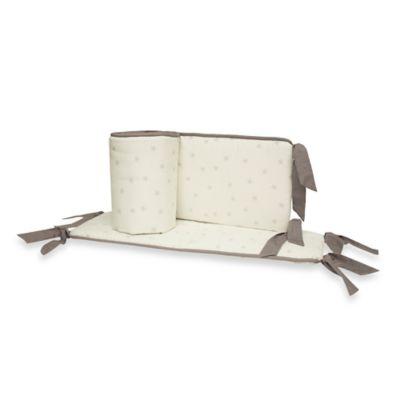 Petit Tresor Nuit 4-Piece Crib Bumper