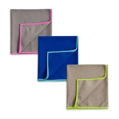 Baby Deedee® Stroller Blanket in Slate