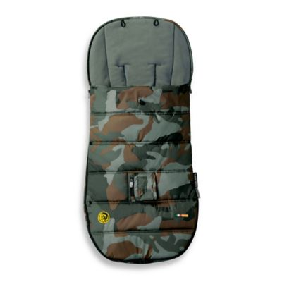 Bugaboo Footmuff by Diesel in Camouflage