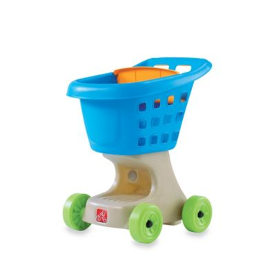 Step2® Little Helper's Shopping Cart in Blue