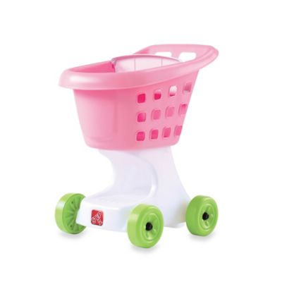 Step2® Little Helper's Shopping Cart in Pink