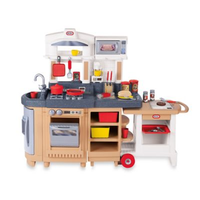 Little Tikes® Cook Around Kitchen & Cart™