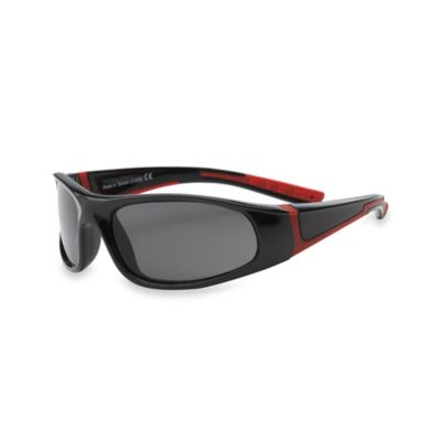 Real Kids Shades Bolt Sunglasses in Red/Black