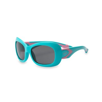 Breeze Sunglasses in Aqua/Pink