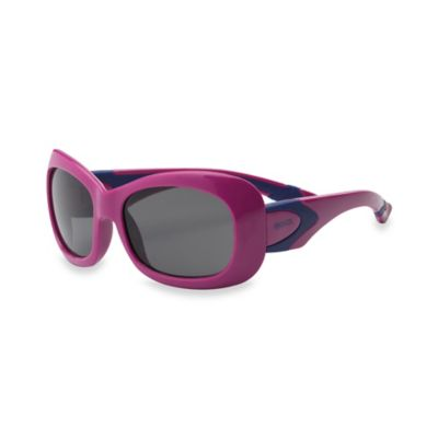 Breeze Sunglasses in Purple/Navy