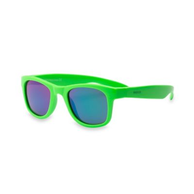 Real Kids Shades Surf Sunglasses in Green
