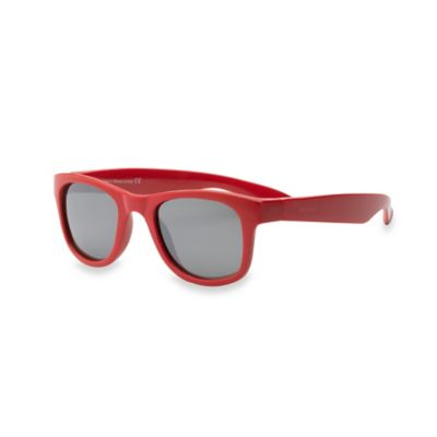 Real Kids Shades Surf Sunglasses in Red