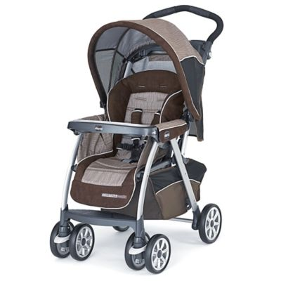 Full Size Strollers > Chicco® Cortina Magic Stroller in Rattania™
