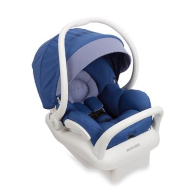 Maxi-Cosi® Mico Max 30 White Collection Infant Car Seat in Blue Base