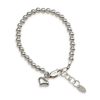 Cherished Moments Medium Sterling Silver Camry Bracelet