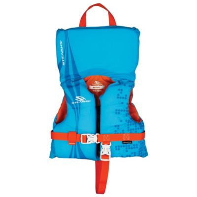 Coleman® Stearns® Infant's Nylon Life Jacket in Blue/Orange