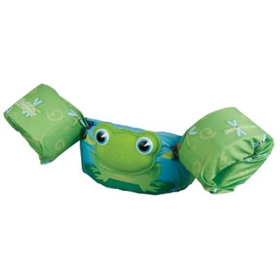 Stearns® Bahamas Series 3D Frog Puddle Jumper in Green