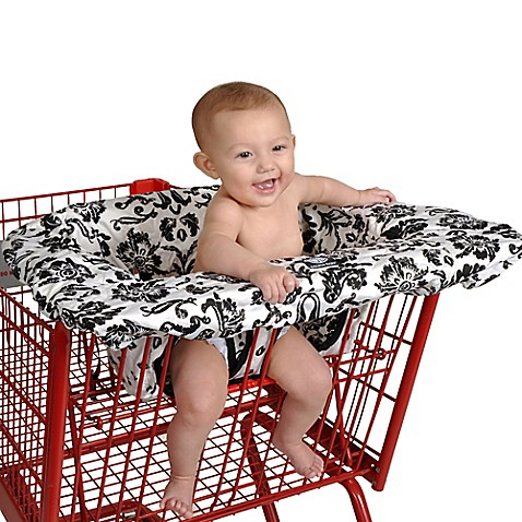 Balboa Baby 174 Shopping Cart And Highchair Cover In Paris