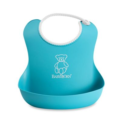 BabyBjörn® Soft Bib in Turquoise