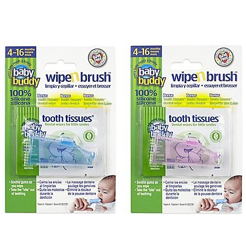 Baby Buddy Wipe N Brush Www Bedbathandbeyond Ca