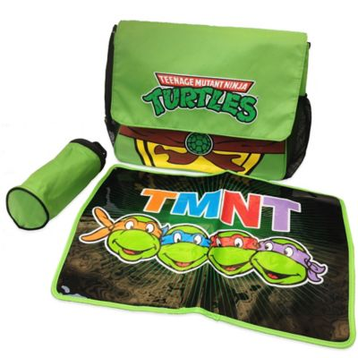 Teenage Mutant Ninja Turtles Diaper Bag