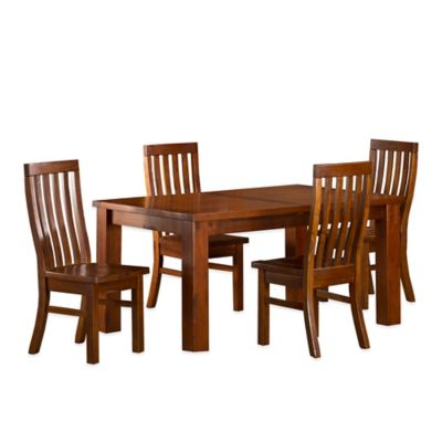 Hillsdale Outback 5-Piece Dining Set with Leaf