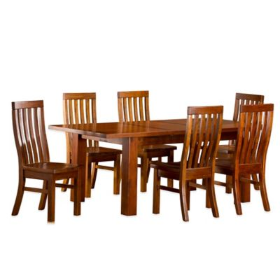 Hillsdale Outback 7-Piece Dining Set with Leaf