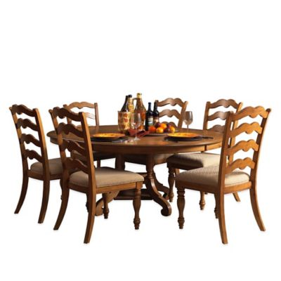 Hillsdale Hamptons 7-Piece Dining Set