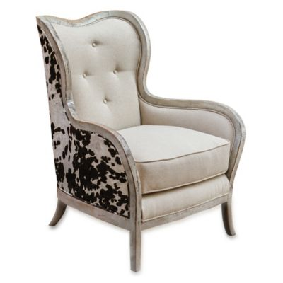 Uttermost Back Armchair