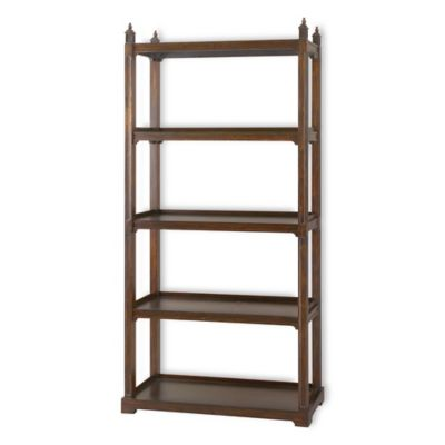 Uttermost Brearly Wood Etagere
