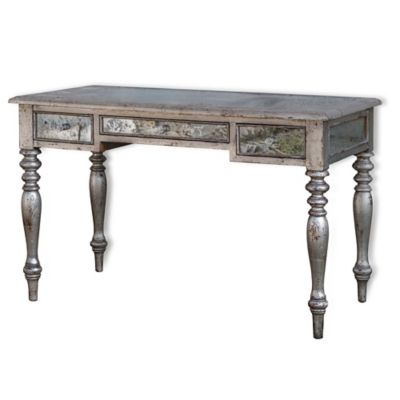 Uttermost Emrick Aged Writing Desk