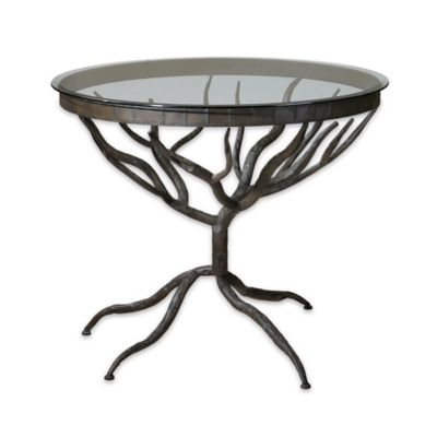 Uttermost Esher Accent Table