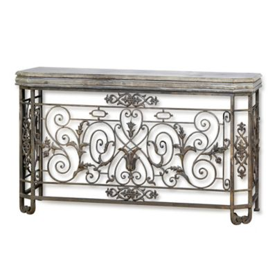 Uttermost Kissara Console Table