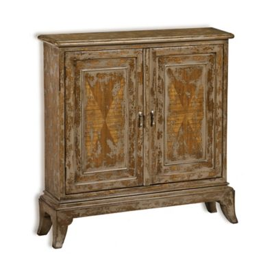 Brown Console Cabinet