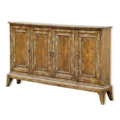 Uttermost Maguire 4-Door Cabinet