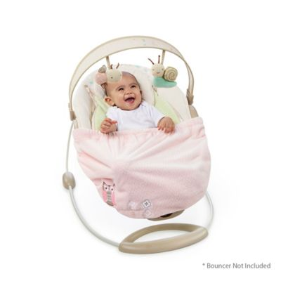 Comfort & Harmony® Snuggle Stay Blanket™ in Hoo Loves Pink™