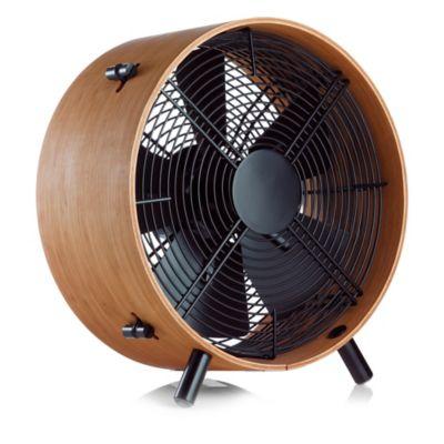 Stadler Form™ O-009A 14.5-Inch 3-Speed Otto Bamboo Fan
