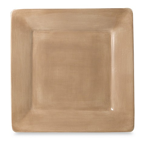 square dinner plate in light taupe is not available for sale online
