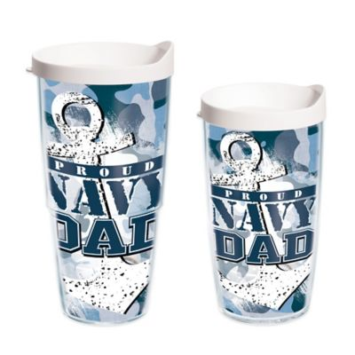 Tervis® Proud Navy Dad Wrap 24 oz. Tumbler with Lid