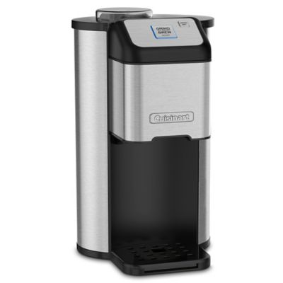 Grind And Brew Coffee Maker Bed Bath And Beyond : Cuisinart Grind & Brew Single Cup Coffeemaker - BedBathandBeyond.com
