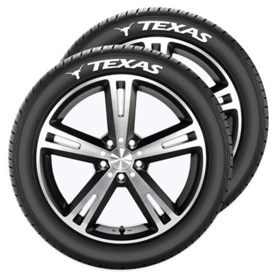 University of Texas Tire Tatz