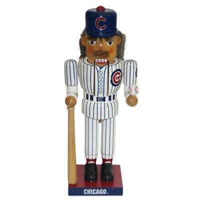 Kurt Adler MLB Chicago Cubs Nutcracker
