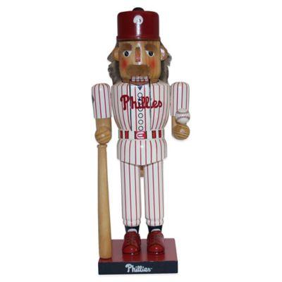 Kurt Adler MLB Philadelphia Phillies Nutcracker