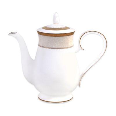 Noritake® Odessa Gold Coffee Server