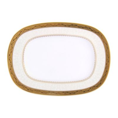 Odessa Gold Butter/Relish Tray