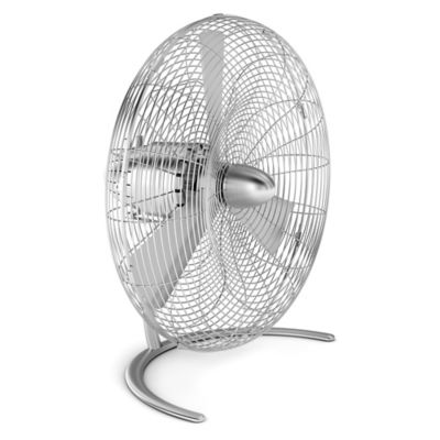 Stadler Form™ C-050 16-Inch Charly Floor Fan in White