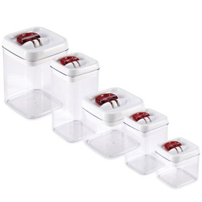 Kitchen Plastic Containers for Food Storage