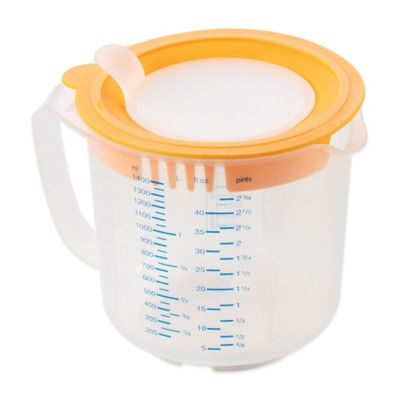 Leifheit 3in1 6-Cup Measuring Cup